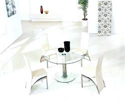 glass round dining tables table for 6 small top ta