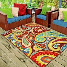 rugs area rugs 8x10 outdoor rugs indoor outdoor carpet colorful big patio rugs