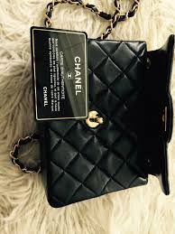 Chanel Black Lambskin Leather Cross Body Bag - Tradesy &  Adamdwight.com