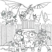 Coloring Pages Of Dragons Breathing Fire Dragon Fire Breathing