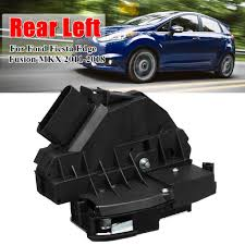 NEW Rear left Door Lock Latch Actuator <b>For Ford</b> Fusion/<b>Fiesta</b> ...