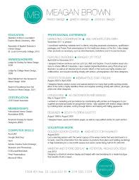 Custom resume and cover letter template - Color circle initials. $45.00,  via Etsy.