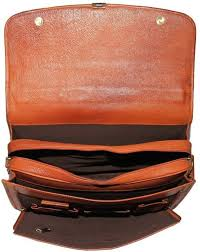 leather bags more 17 inch laptop messenger bag tan
