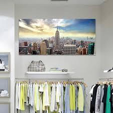 Tableau sur toile grand format - Idée déco boutiques, vitrines, magasins