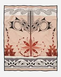 Native Design Blankets Enter To Win Center Of Creation Pendleton Blanket