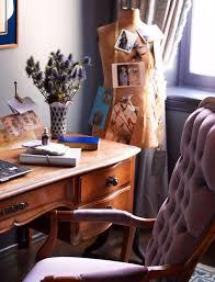 suzie kishani perera amazing office with purple walls paint color vintage desk amazing vintage desks home office