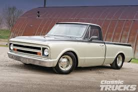 All Chevy chevy 1967 : 1967 Chevy C10 - Second Chance - Hot Rod Network