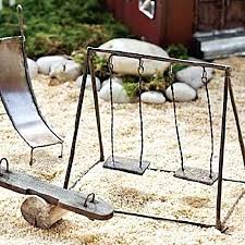 fairy garden swing swings furniture supplies and diy table chairs fairy garden plants and flowers luxury making furniture by diy