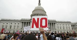 Demonstrators Are Swarming Capitol Hill to Protest Brett Kavanaugh's  Confirmation – Mother Jones