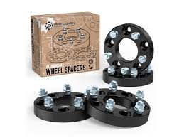 5x135 Bolt Pattern Impressive 488pc Set 488488 Thick Each Black Wheel Adapters 488x488488 To 488x4883488