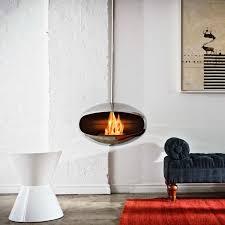 hanging wood burning fireplace gyrofocus uk pendant gehan homes princeton light grey stone with black