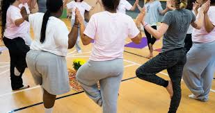Small Picture How yoga is helping girls heal from trauma