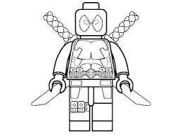 Lego Super Heroes Coloring Pages Superhero Lego Marvel Superheroes