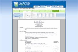 Word Resume Builder Resume Builder Easily Build A Resume That DEMANDS Attention 39