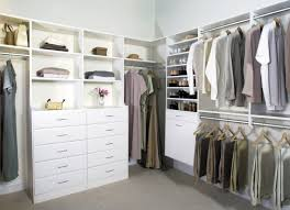elegant wooden wardrobe organizer with drawer and shoe rack and hanging clothes