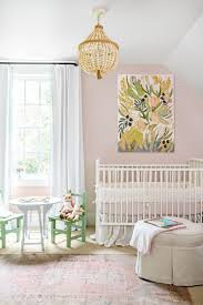 this nursery rug idea can be an alternative for you because this type of rug tends to be thinner then you should coat it with safety rubber so that your