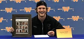 Daily News Outstanding Spring Senior: Westlake's Carson Kuhl, boys ...