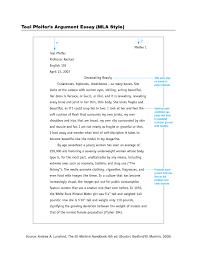 Mla Format Paper Example Beautiful Apa Format Citation Website Free