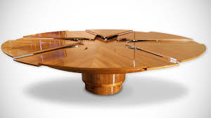 the fletcher capstan table inexplicably beautiful design engineering architecture lab