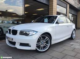 BMW 5 Series 1 series bmw coupe m sport : Bmw 1 Series Diesel Coupe 120d M Sport Step Auto | MotoPark UK