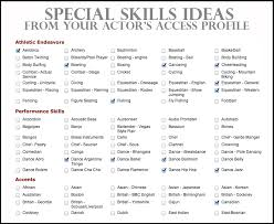 How To List Skills On A Resume Cool Resume Skills Examples How To List Skills In A Resume Resume Samples