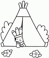 Indian Coloring Pages Free Download Best Indian Coloring Pages On