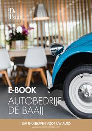 Autobedrijf De Baaij E Book By Codebreakers Issuu