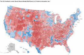 what this 2012 map can tell us about the 2016 election political Final Election Results Map 2012 election results nyt final election results map 2016