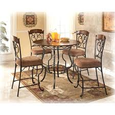 ashley furniture pub table set best furniture round dining sets photos com ashley furniture pub table
