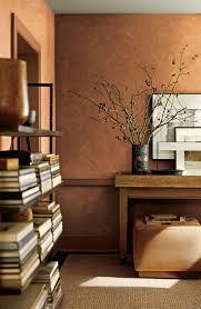 Living Room Wall Color Texture Your Walls To Evoke The Beauty Of Brushed Suede With Ralph