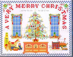 Very Merry Christmas Cross Stitch Chart