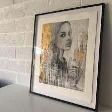 Art framing White Fine Art Framing Felstead Studios Fine Art Framing