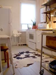 Small cow hide rugs Living Room Love The Small Cowhide Rug In The Kitchencowhidesinternationalcom Pinterest Kitch1 Brown White Cowhides Pinterest Kitchen Cow Hide Rug