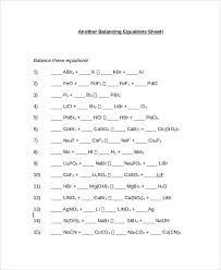 balancing chemical equations practice worksheet answer key together with lovely balancing equations worksheet answer key unique