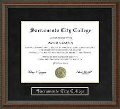 sacramento city college scc diploma frame wordyisms sacramento city college scc diploma frame