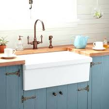 fireclay sink review back alfi fireclay sink reviews