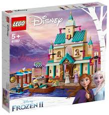 <b>Конструктор LEGO Disney</b> Princess 41167 Frozen II Деревня в ...