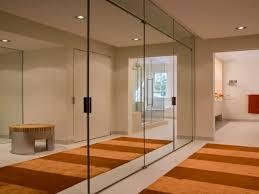 Mirror Closet Doors For Bedrooms Wall Mirrors Design Bedroom Closet Door Ideas Modern Mirror