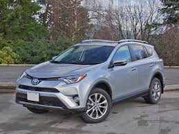 2016 Toyota RAV4 Hybrid Limited Road Test Review | CarCostCanada