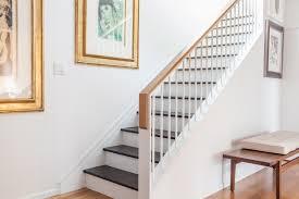 Indoor stair railings Modern Indoor Stair Railings Paint Tahfaorg Indoor Stair Railings Paint Dine On Demand Online Decor Indoor