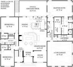 Open Concept Floor Plans On Beauteous Best Open Floor Plan Home Designs