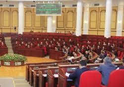 Контрольно аналитическая деятельность Вопросы доведения до населения сути и значения принимаемых законов в центре внимания парламентариев