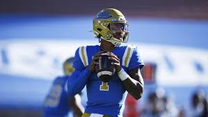 UCLA's Dorian Thompson-Robinson back at camp after absence - Los ...