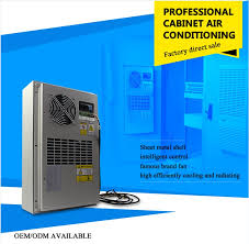 400w Enclosure Cooling Unit Door Mounted Cabinet Air Conditioner ...