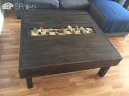 375 Best Pallet Coffee Tables Images On Pinterest  Pallet Coffee Pallet Coffee Table
