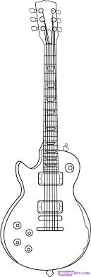 Guitar Sketches Drawing Google Search