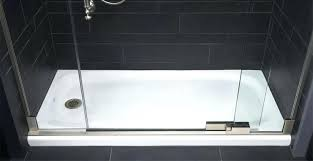 kohler bellwether shower base shower base awesome bellwether bases in addition to 8 kohler bellwether shower