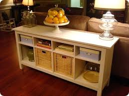 sofa table with storage. Sofa Table With Storage Best 25 Ideas On Pinterest Diy Living N