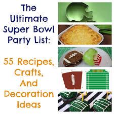 Homemade Super Bowl Decorations Intriguing Easy Diy Super Bowl Party Decorations Super Bowl 6