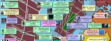 new york super hero star map! industrialust Superhero Map new york super hero star map! super hero map minecraft